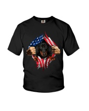 dachshund 2 Youth T-Shirt thumbnail