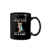 Yorkshire I'm Telling You I'm Not A Dog Mug thumbnail