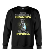 pitbull 1 Crewneck Sweatshirt tile