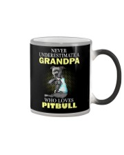 pitbull 1 Color Changing Mug thumbnail