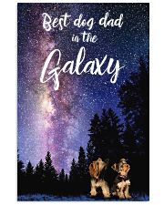 Best Dog Mom In The Galaxy yorkie 11x17 Poster front