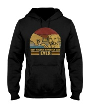 Best Golden Ritriever Dad Ever  Hooded Sweatshirt tile