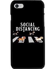 Beagle Social Distancing Phone Case thumbnail