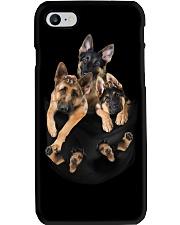 german shepherd T-shirt gift for friend Phone Case thumbnail