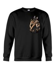 german shepherd T-shirt gift for friend Crewneck Sweatshirt thumbnail