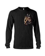 german shepherd T-shirt gift for friend Long Sleeve Tee thumbnail