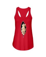 Cats Cute T-shirt Best gift for friend Ladies Flowy Tank thumbnail