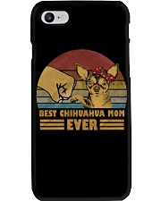 Best Chihuahua Mom Ever Phone Case thumbnail
