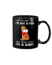 I'm Telling You I'M Not A Dog Shetland Sheepdogs Mug thumbnail