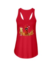 Chicken Cute T-shirt Best gift for friend Ladies Flowy Tank thumbnail