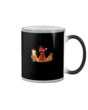 Chicken Cute T-shirt Best gift for friend Color Changing Mug thumbnail