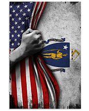 Massachusetts 11x17 Poster front