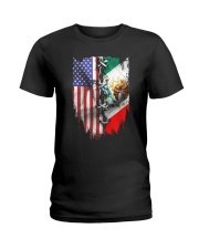 Boc Flag Ladies T-Shirt thumbnail