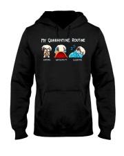 Shih Tzu4 Hooded Sweatshirt thumbnail