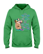 sloth Hooded Sweatshirt thumbnail