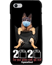 2020 The Year When Sht Got Rea german Phone Case thumbnail