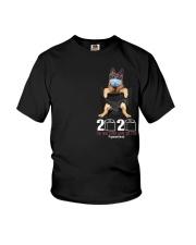 2020 The Year When Sht Got Rea german Youth T-Shirt thumbnail