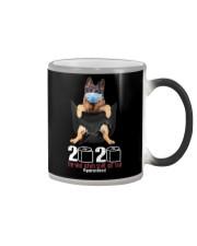 2020 The Year When Sht Got Rea german Color Changing Mug thumbnail