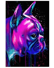 French bulldog 24x36 Poster front