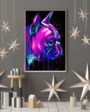 French bulldog 24x36 Poster lifestyle-holiday-poster-1