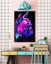 French bulldog 24x36 Poster lifestyle-poster-6