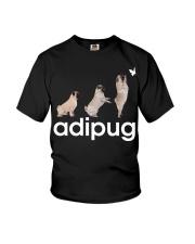 Adipug Youth T-Shirt thumbnail