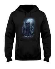 Cats T-shirt Best gift for friend Hooded Sweatshirt thumbnail