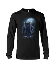 Cats T-shirt Best gift for friend Long Sleeve Tee thumbnail