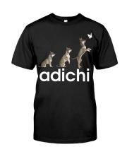 Adichi Chihuahua Classic T-Shirt front