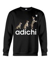 Adichi Chihuahua Crewneck Sweatshirt thumbnail