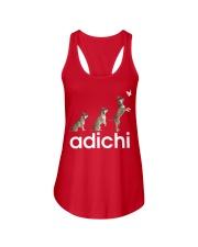 Adichi Chihuahua Ladies Flowy Tank thumbnail