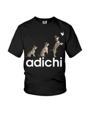 Adichi Chihuahua Youth T-Shirt thumbnail