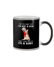 Labrador Retriever I'm Telling You I'm Not A Dog Color Changing Mug thumbnail