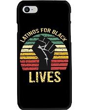 Latinos For Black Lives Phone Case thumbnail