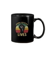 Latinos For Black Lives Mug thumbnail