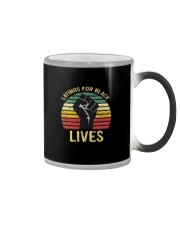 Latinos For Black Lives Color Changing Mug thumbnail