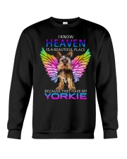 Yorkshire Terrier T-shirt Best gift for friend Crewneck Sweatshirt thumbnail