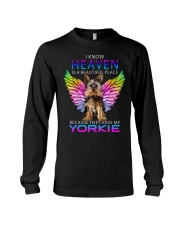 Yorkshire Terrier T-shirt Best gift for friend Long Sleeve Tee thumbnail