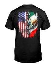 united flag Classic T-Shirt back