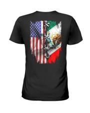 united flag Ladies T-Shirt thumbnail
