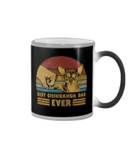 Best Chihuahua Dad Ever  Color Changing Mug thumbnail