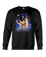 Frenchie Titanic Funny Crewneck Sweatshirt thumbnail