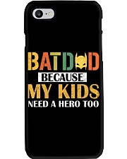 Bat dad Phone Case thumbnail