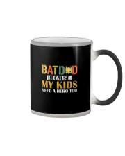 Bat dad Color Changing Mug thumbnail
