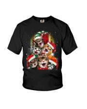 Cats cute T-shirt- Youth T-Shirt thumbnail