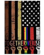 Juneteenth American Together We Rise 11x17 Poster front