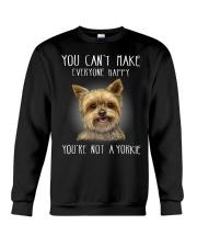 yorkie cute Crewneck Sweatshirt thumbnail