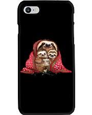 sloth nen den Phone Case thumbnail