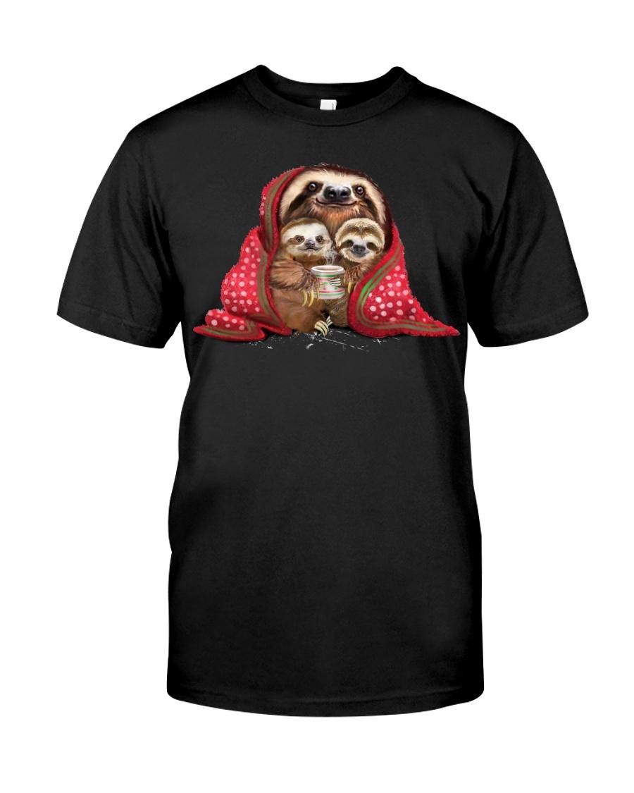 sloth nen den Classic T-Shirt