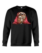 sloth nen den Crewneck Sweatshirt thumbnail